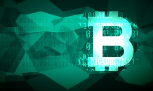 blockchain and bitcoin image