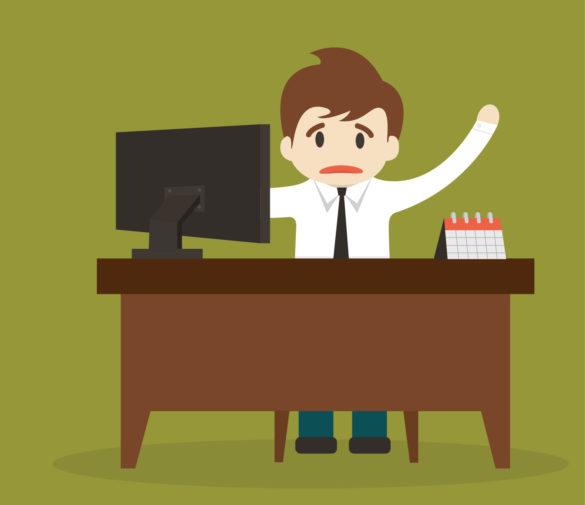 unhappy-down-business-calendar-worried-computer-desk
