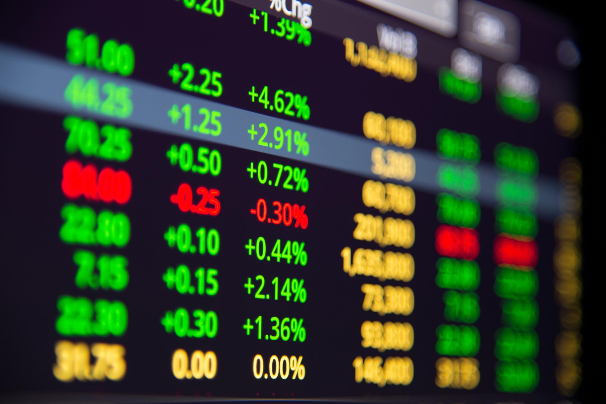 ASX share price rising
