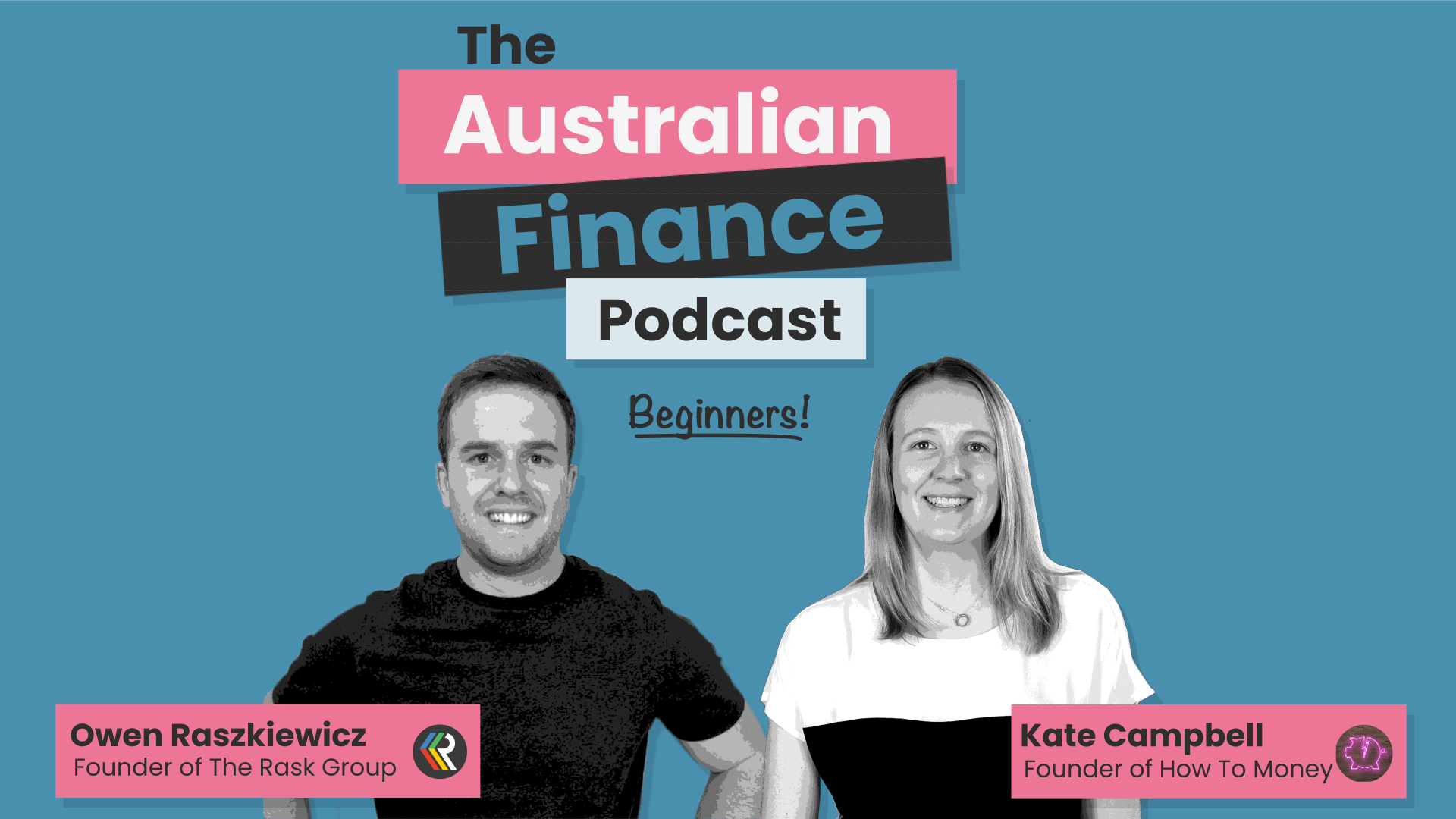 image of australian personal finance podcast spotify itunes youtube
