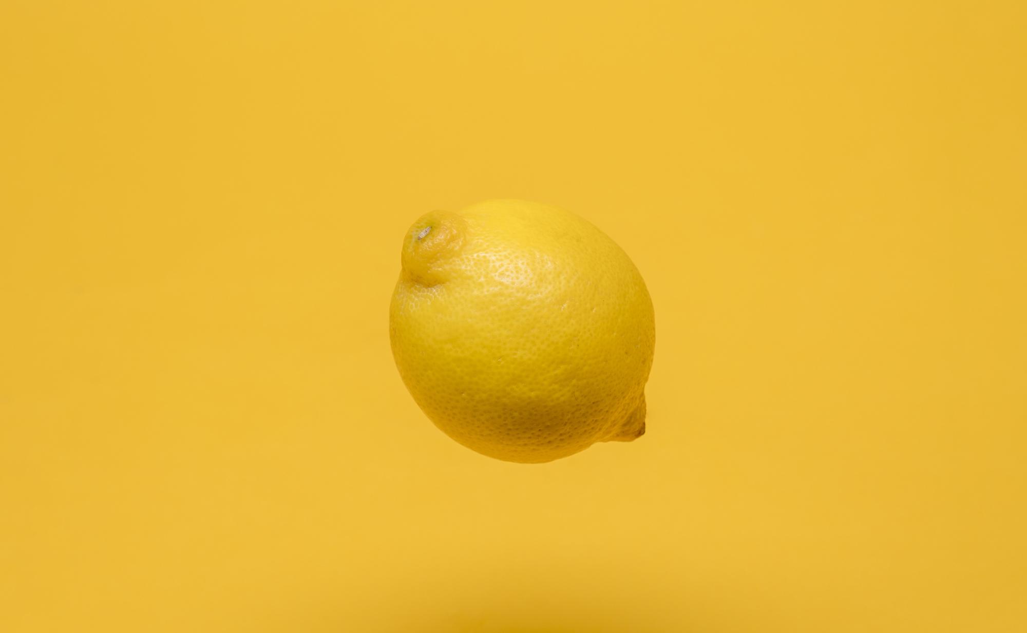 ASX shares lemon