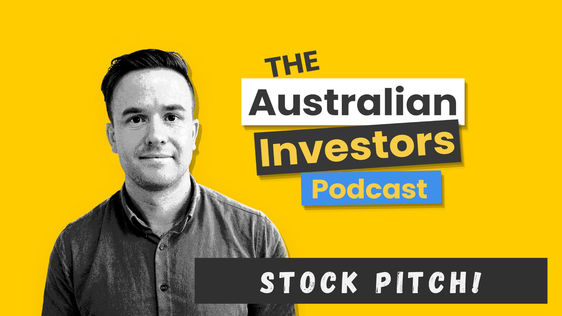 Australian investors podcast stock pitch logo