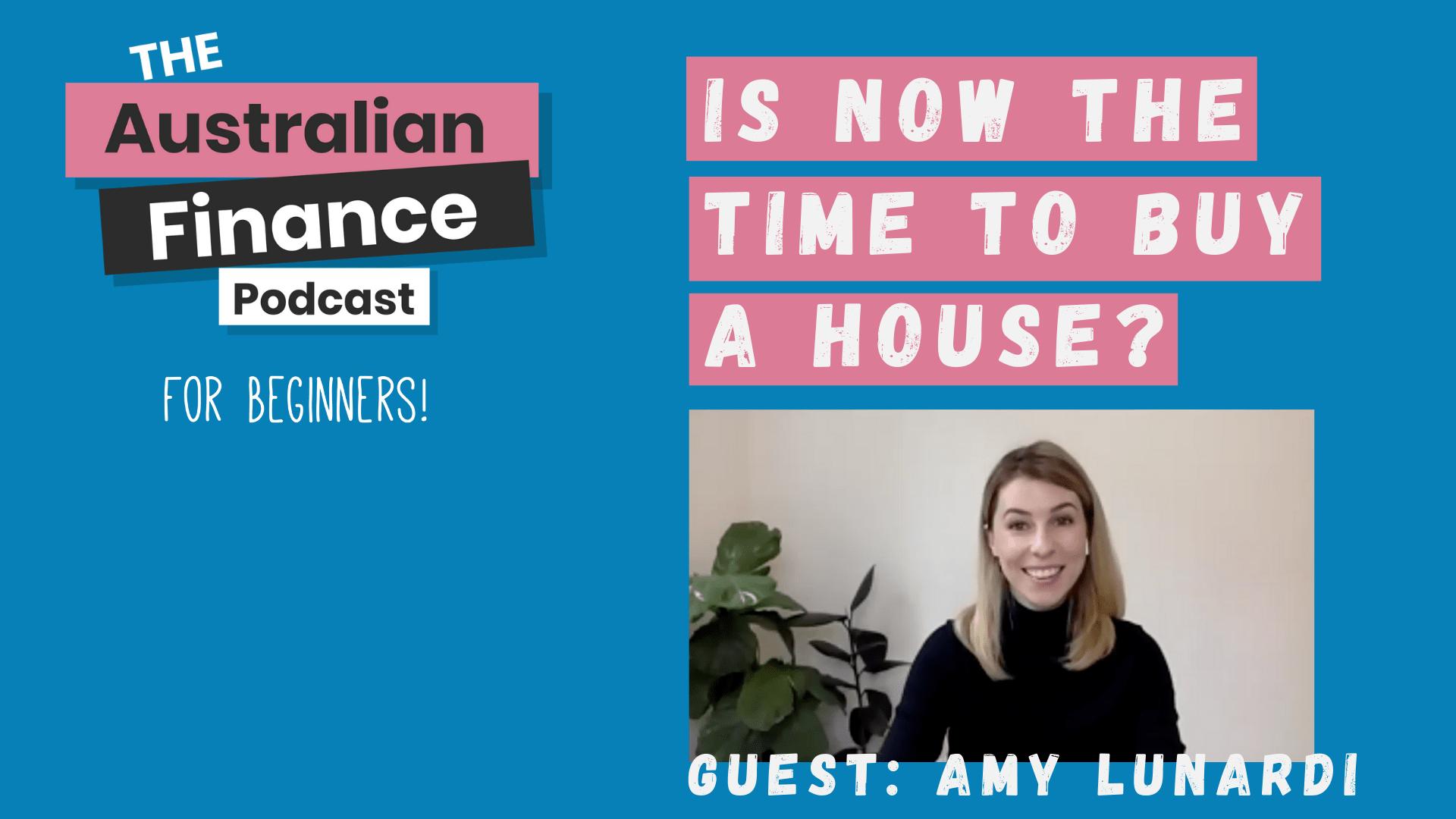 Amy Lunardi - The Australian Finance Podcast