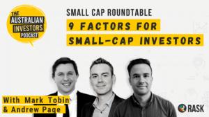 asx small cap investors podcast
